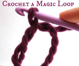 How to Crochet a Magic Loop...it's so easy!