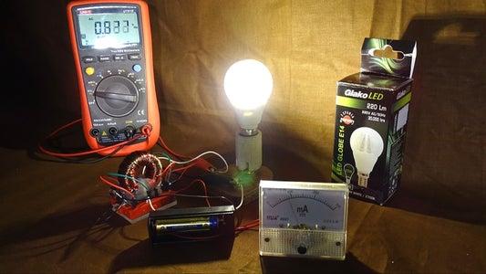 How to Make Emergency Light DIY