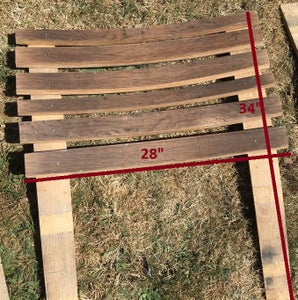 Cut Staves to Length
