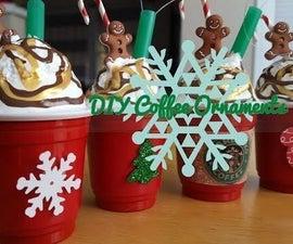 DIY Coffee Ornament!