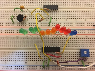 Connecting Up the LM3914