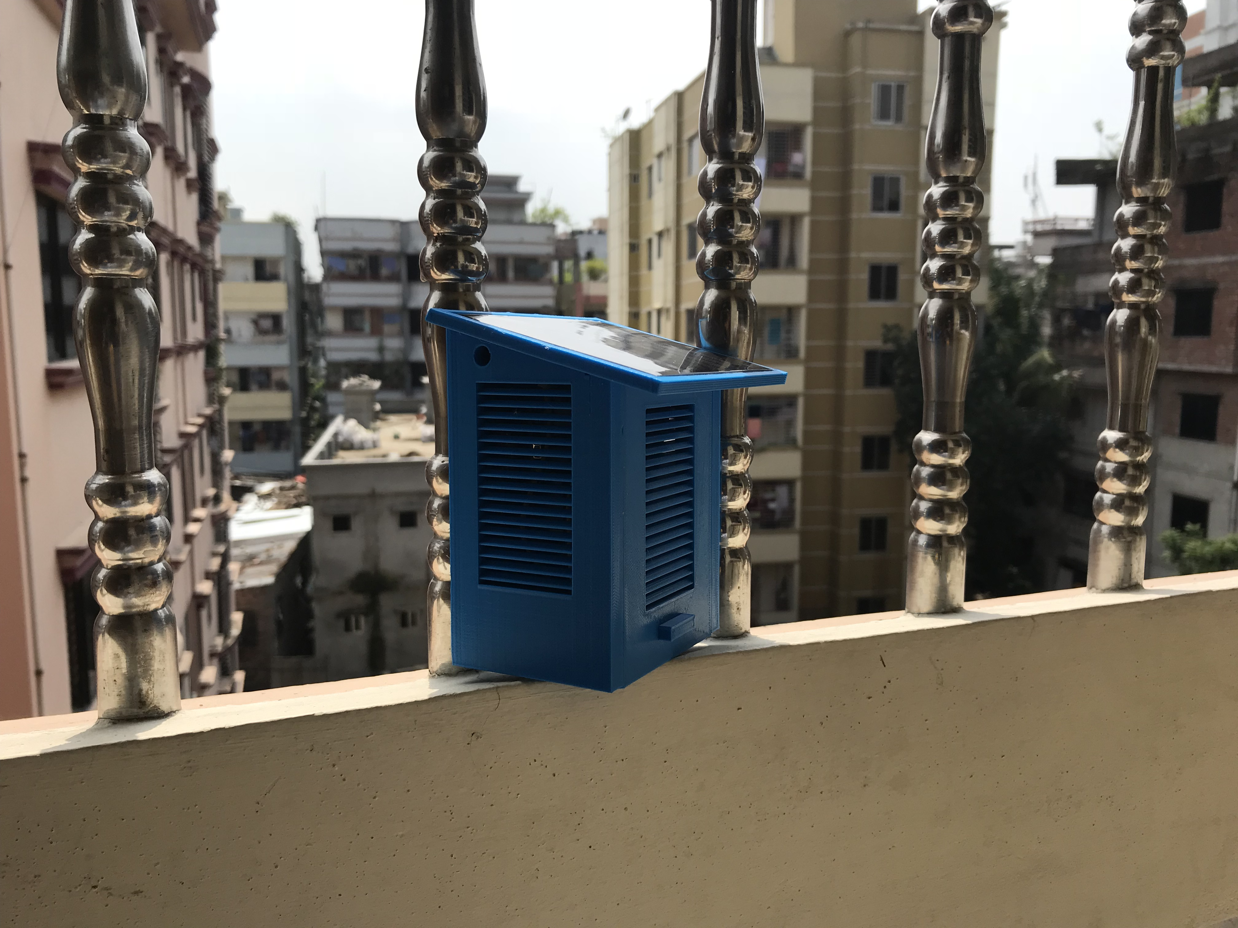 Picture of City Environmental Monitoring Device