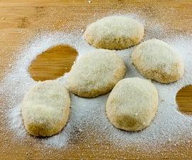 Norwegian Sugar Cookies