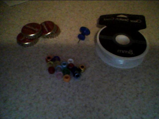 Picture of Gathering Materials!