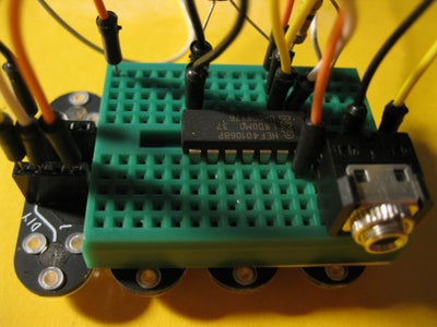 Getting Started With the Prototyping Board