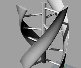 Printable Turbine To Make Electricity Out of Wind
