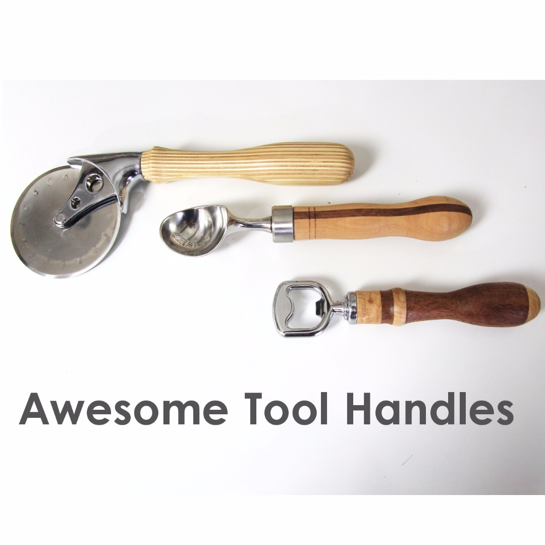 Picture of Making Awesome Tool Handles on the Lathe