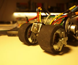 How to Make 400Watt Brushless Mini Sumo