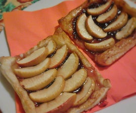 Apple Tarts for Lazy Bakers
