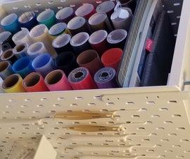 Vinyl Cutter's Craft Caddy