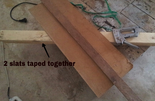 Picture of Support for Panels