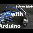 Arduino Tutorial - Servo Motor Control With Arduino