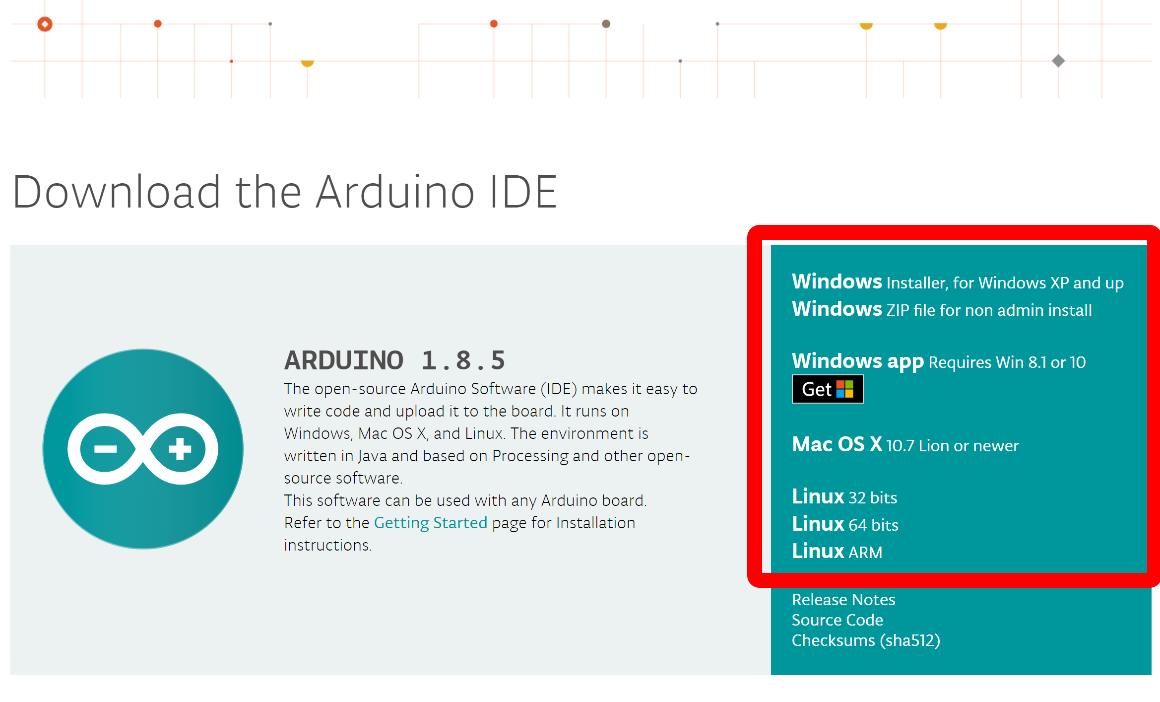 Picture of Install Arduino IDE