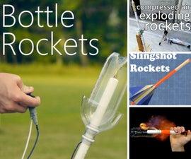 Backyard Rockets!
