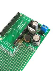 Internal Voltage Regulator