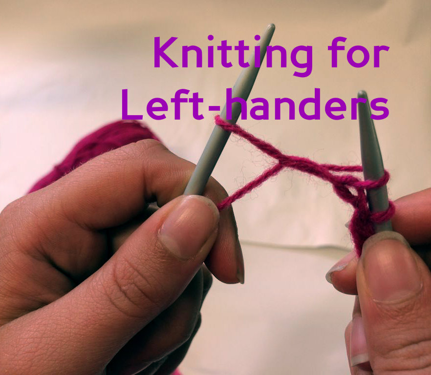 Picture of Knitting for Left-handers