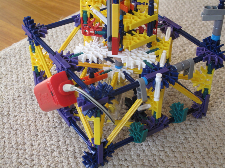 Picture of Assemble the Base and Middle Tower