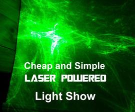 Cheap Music Reactive Light Show