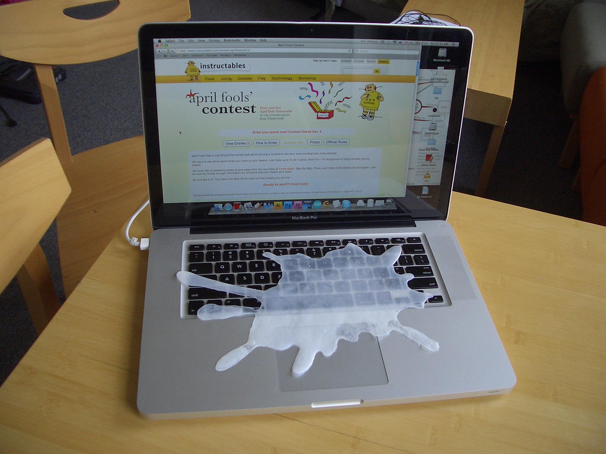 Picture of Portable Milk Splatter