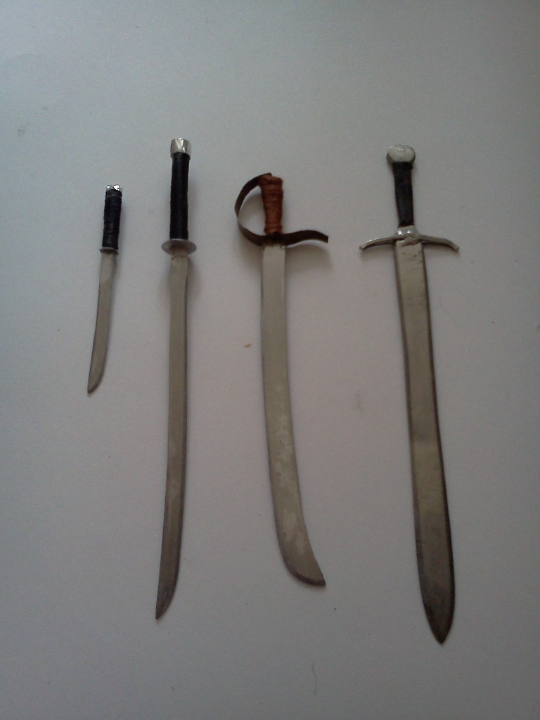 Picture of Mini Swords for Non-forge Owners