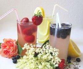 Floral Lemonade – Lemonade Stepped a Notch Up
