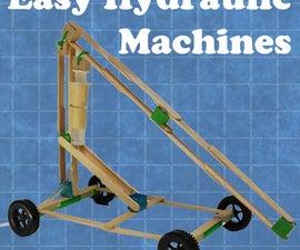 Easy Hydraulic Machines