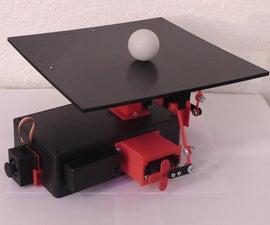 Balancing Plate Game - Ramy Mounir - MAKE Course!
