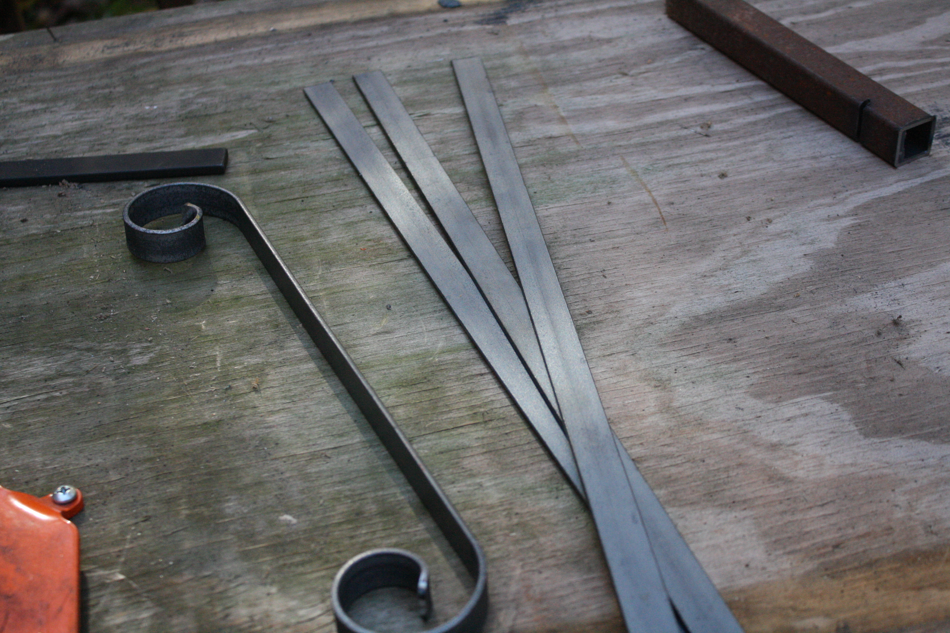 Picture of Cut, Round, and Bend the Scrolls