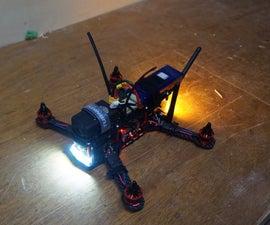 Autonomous Miniquad (assembly)
