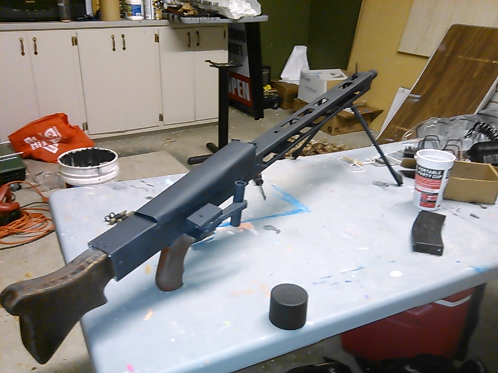 Picture of How I Made an Airsoft MG-42