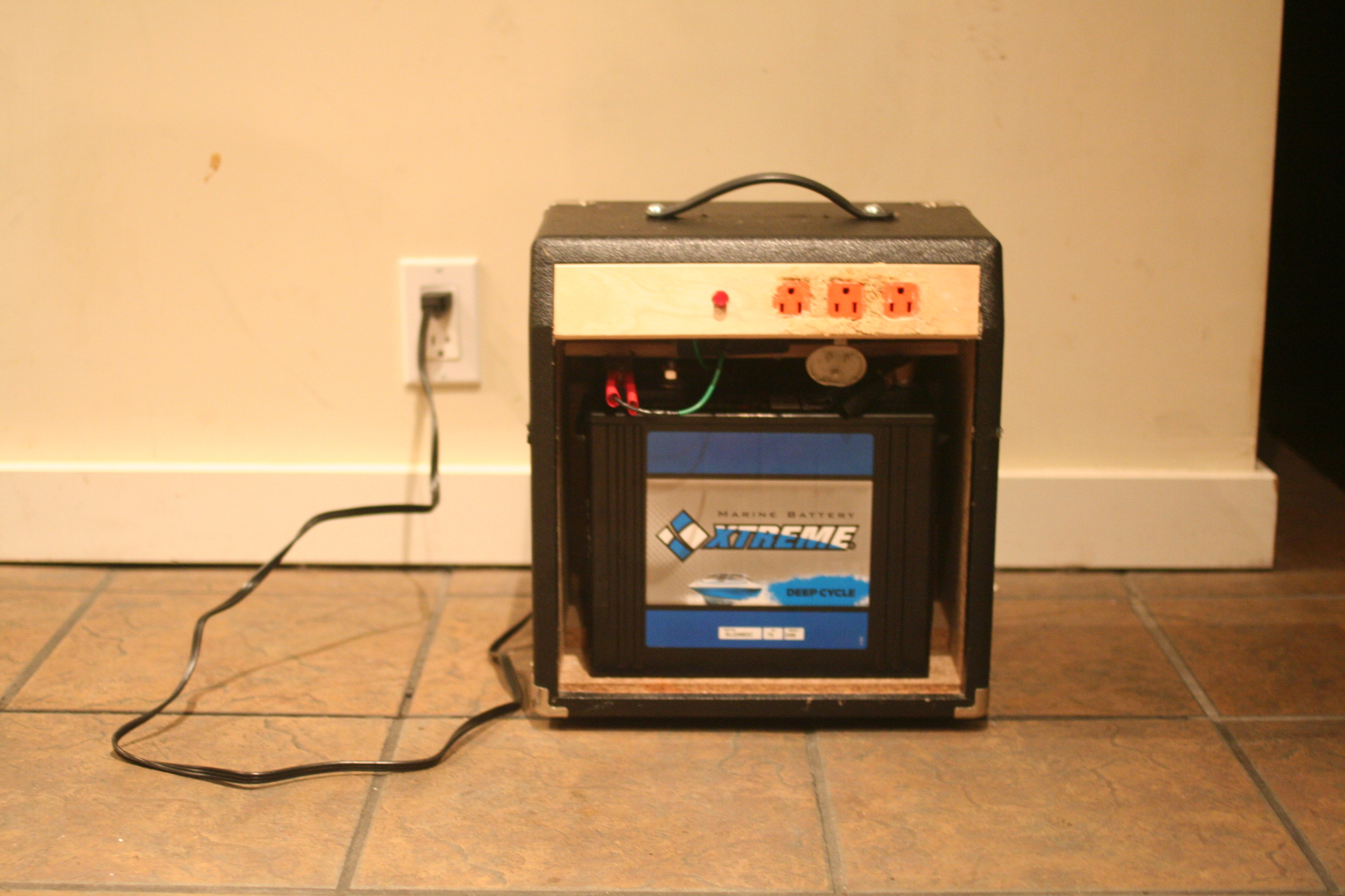Picture of Mobile Power Anywhere
