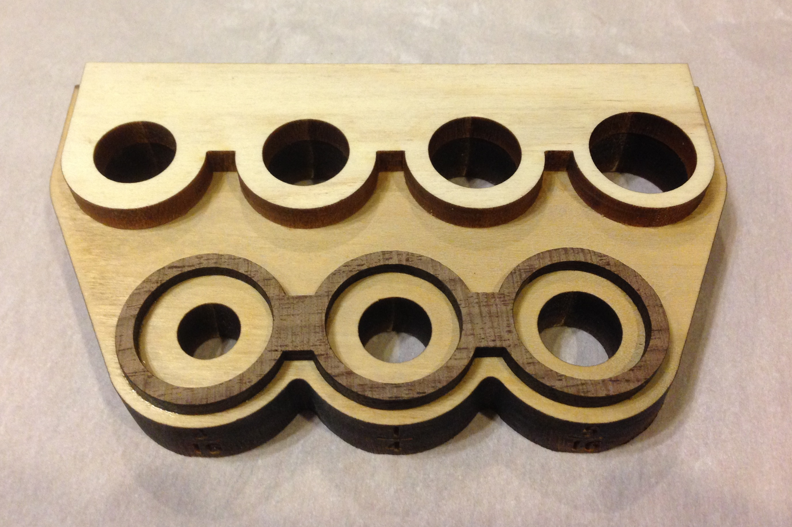 Picture of Sanding, Gluing, and Sealing
