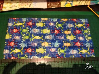 Adding the Interfacing, Preparing the Fabric