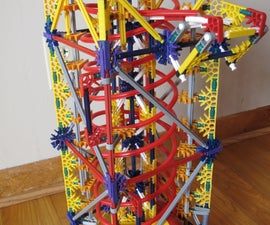 Knex Inverted Helix Lift