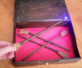 Easy Light Up Wand