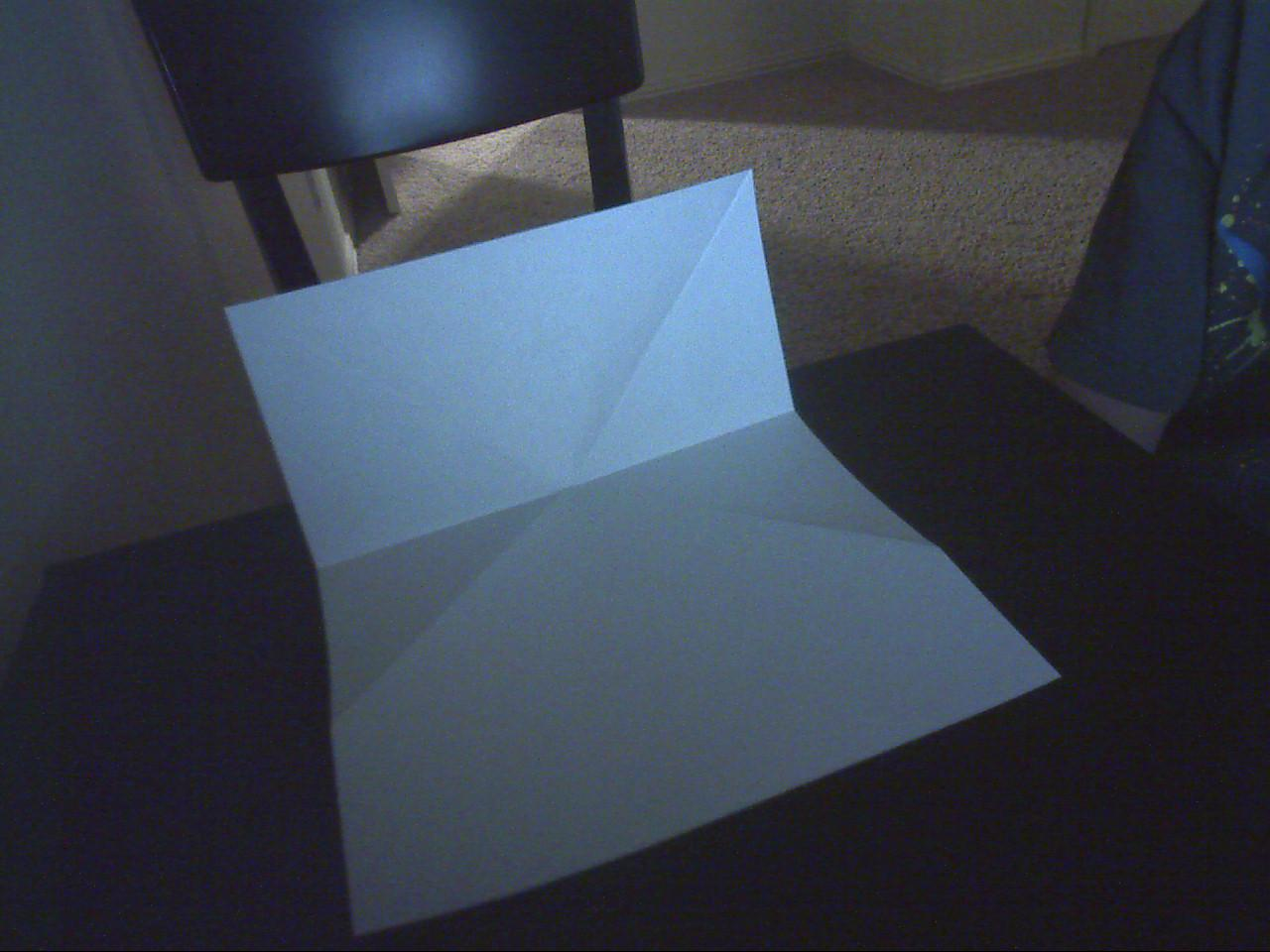 Picture of Half Fold Then Unfold