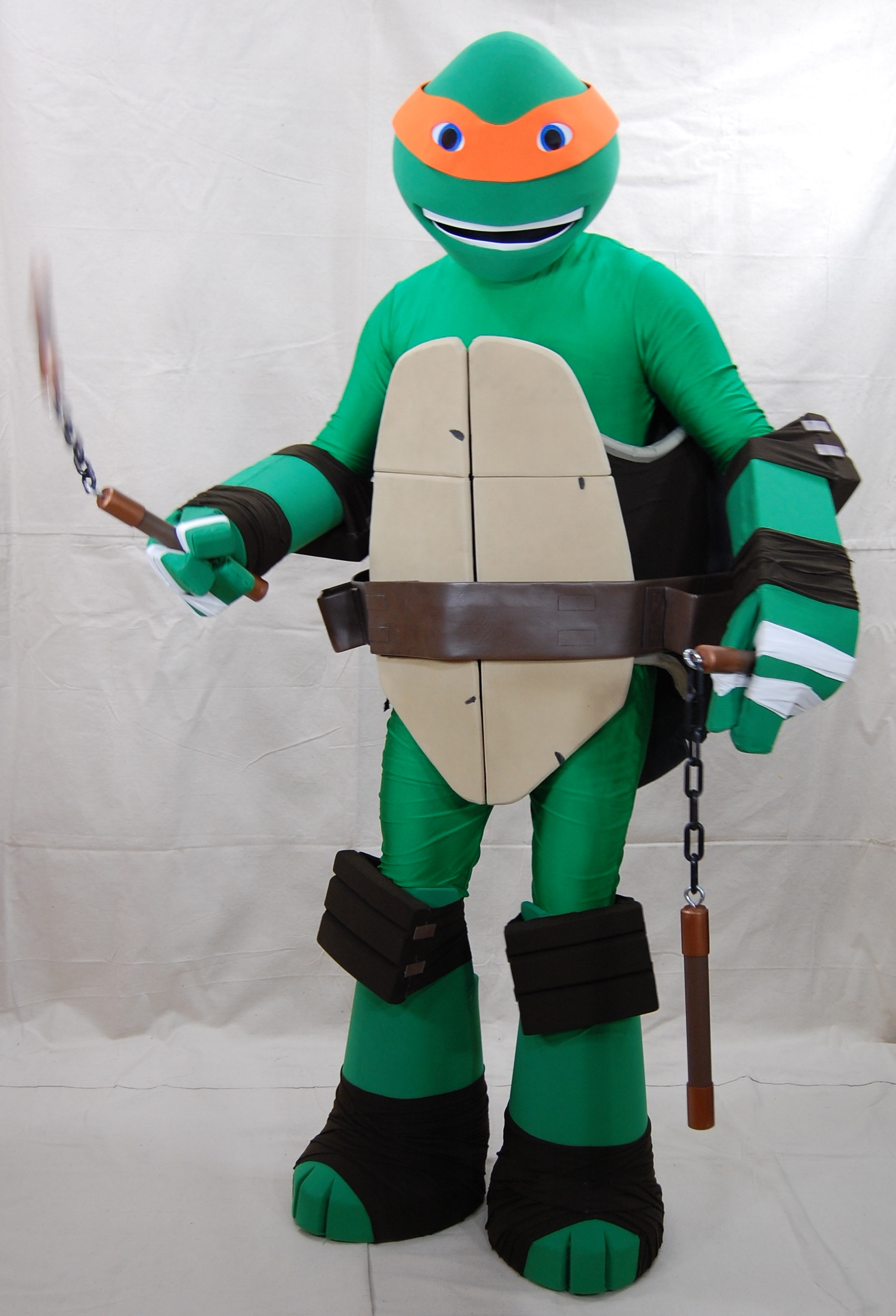 Picture of Teenage Mutant Ninja Turtle [Michelangelo] - Costume