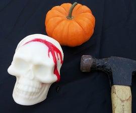 Skull Crusher Extreme Cupcakes