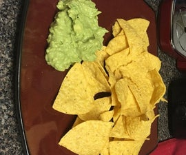 The Most Radical Guacamole You'll Ever Make