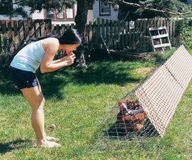 Rotating Run: Chicken Coop Extension