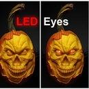 LED Pumpkin Eyes