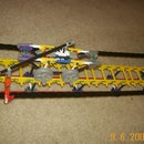 K'NEX Rail Car and Track