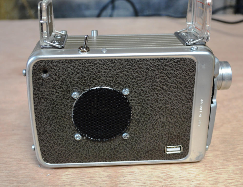 Picture of Adding the Speaker - Part 2