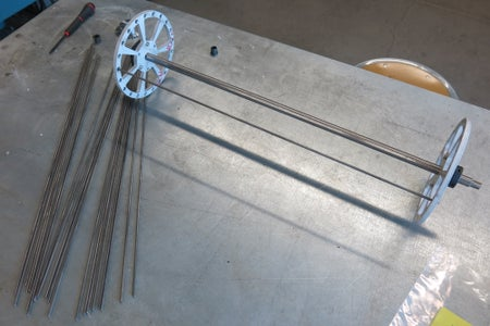 Assembling the Spindle
