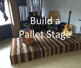 Pallet Stage