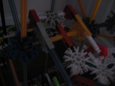 Project Inverter K'nex Ball Machine