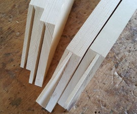 Mitre Bridle Joint for Picture Frames