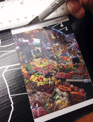 Picture of Preparing Your Photos for the Frame