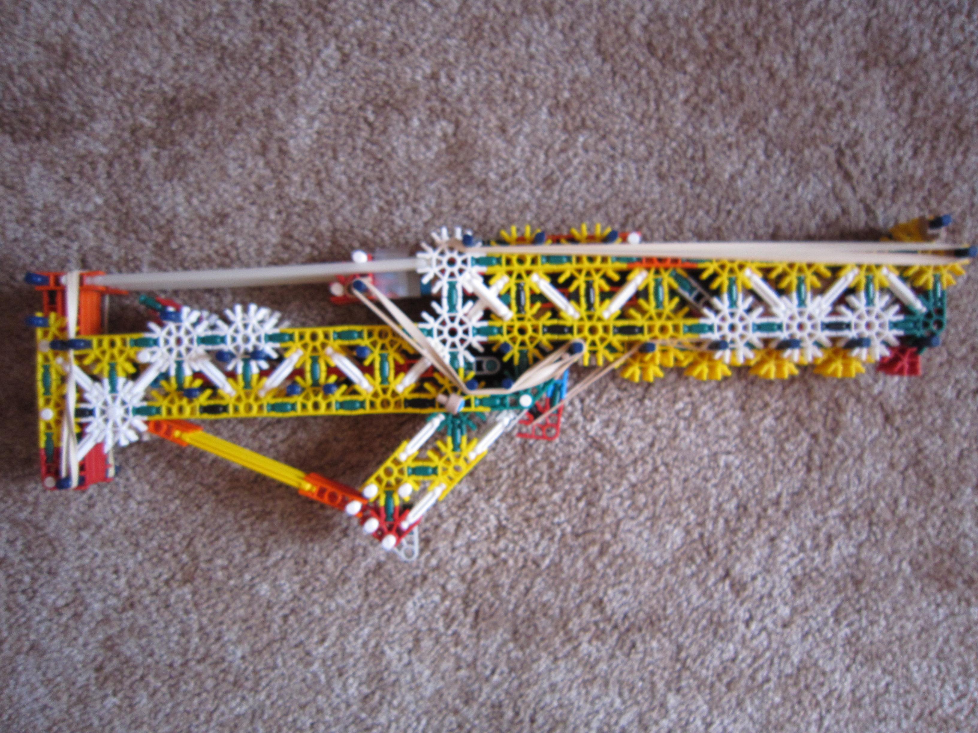 Picture of K'nex Shotgun