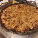 Apple Pie With Gingersnap Crust and Bacon Streusel Topping